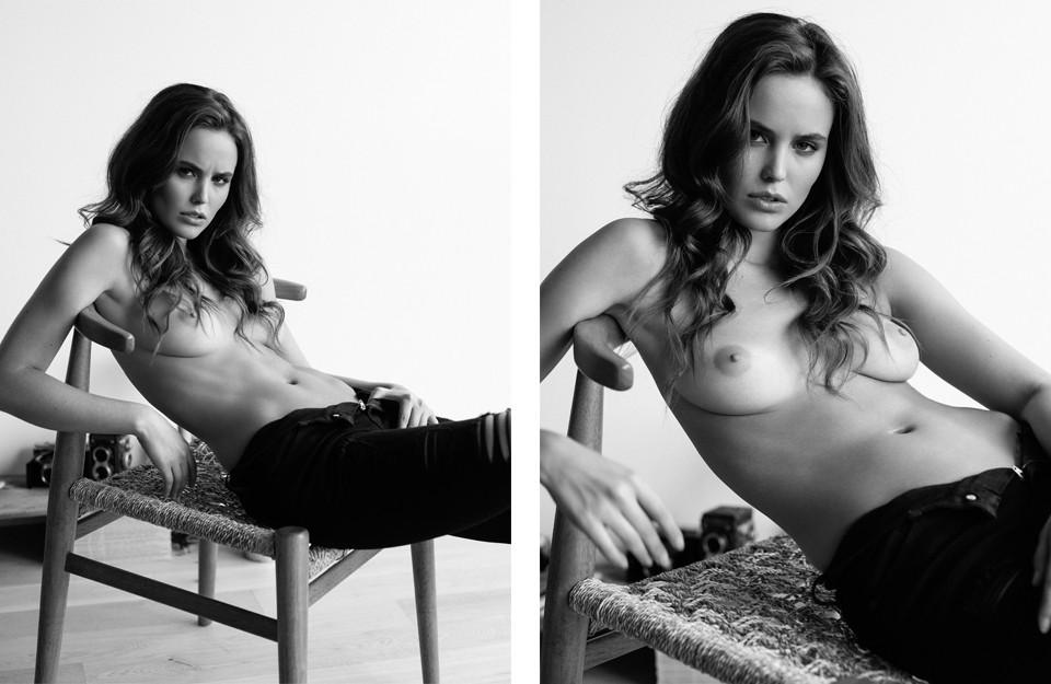 Des photos de Jessica Buller nue