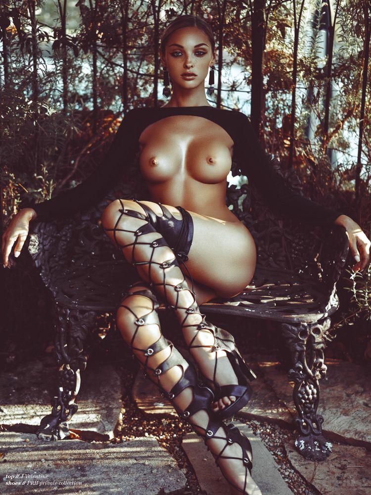 Des photos de Kristina Sheiter nue, super sexy