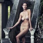 Encore des photos d'Alejandra Guilmant nue et seins nus