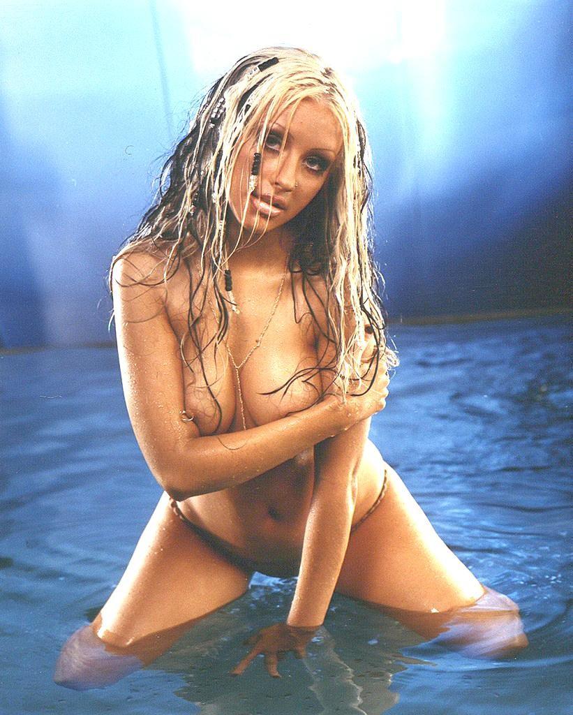 Toutes les photos de Christina Aguilera nue
