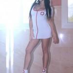 Les photos sexy de Kim Glow lorsqu'elle était stripteaseuse