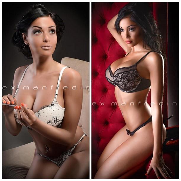Nabilla-Benattia-nue-seins-nus-Alex-Manfredini-sexy-hot-fesse-chatte-1