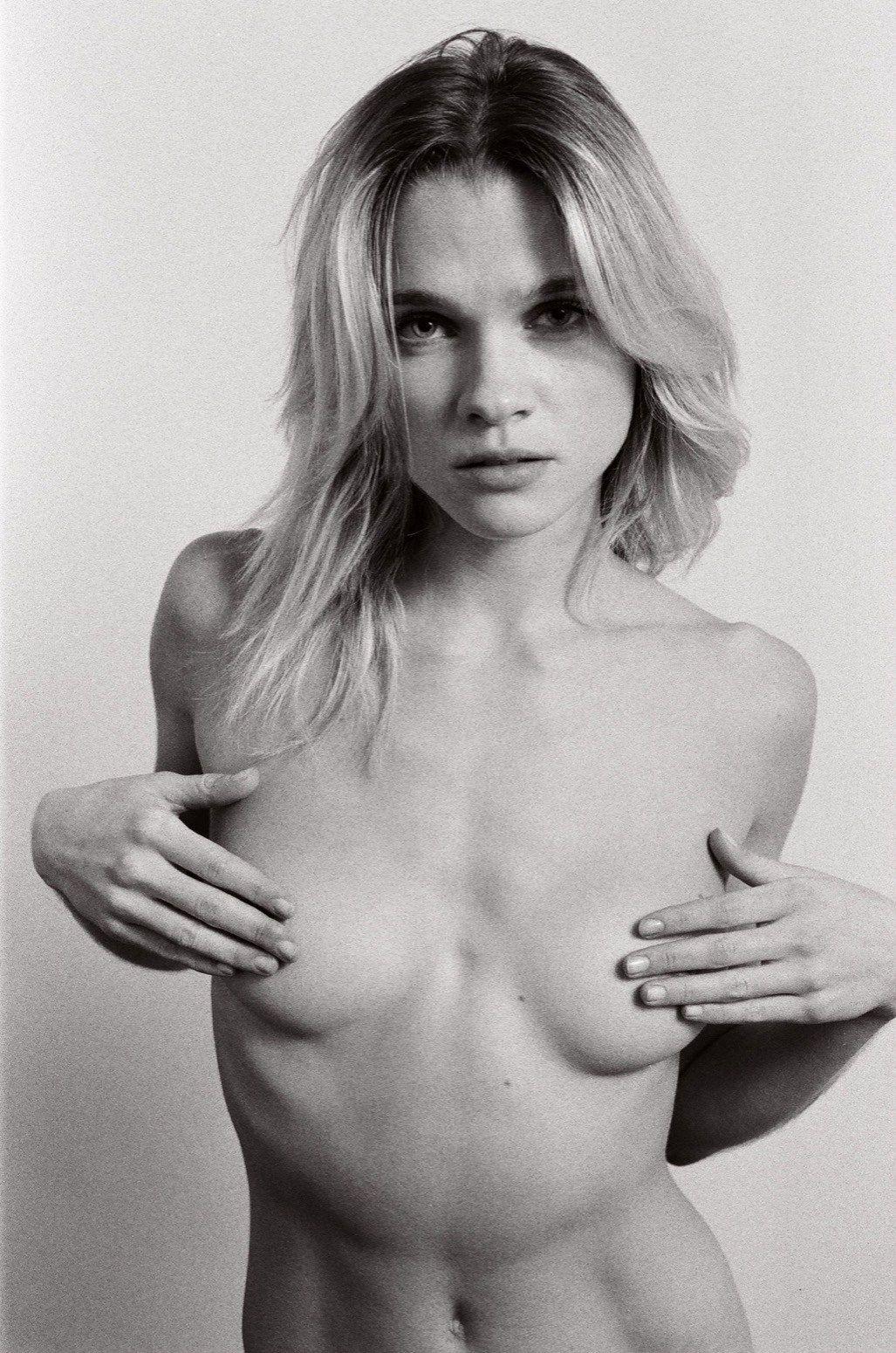 Topless goth girls-4959