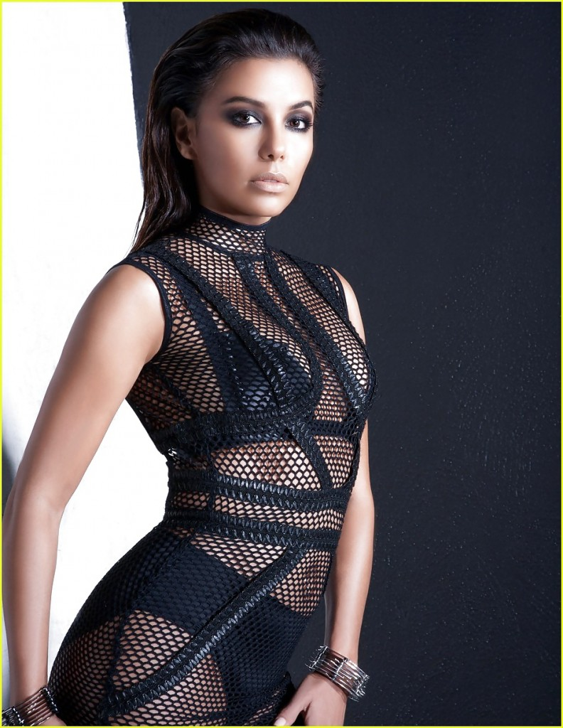 Eva Longoria sexy pour VVV Magazine