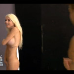 Les photos du shooting de Jessica nue et Julien des Marseillais