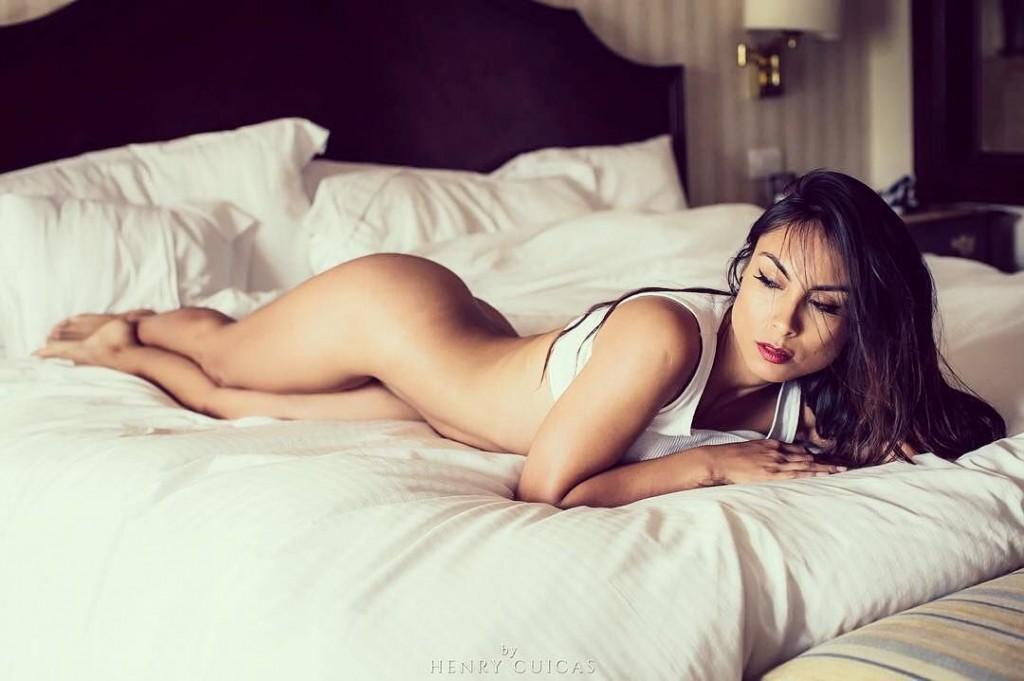 Des photos de Samantha Rodriguez nue