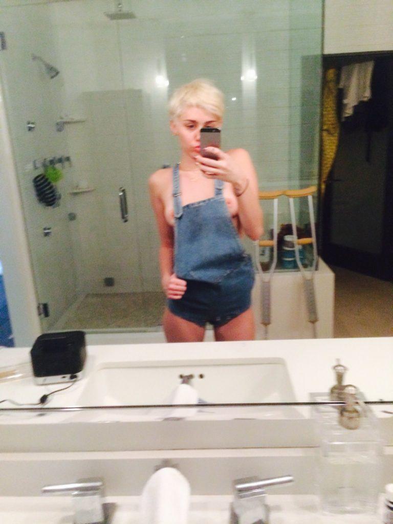 De nouvelles photos volées de Miley Cyrus nue