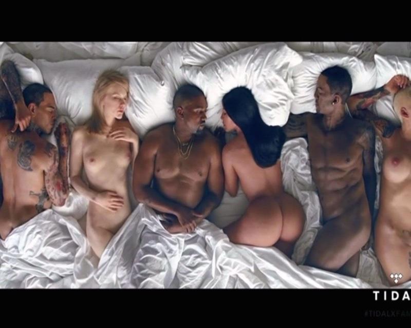 Rihanna, Taylor Swift, Kim Kardashian et Amber Rose nues dans Famous