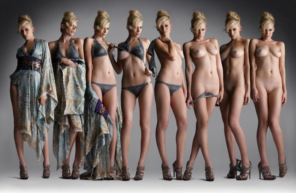 Des photos de Tuuli Shipster nue et seins nus