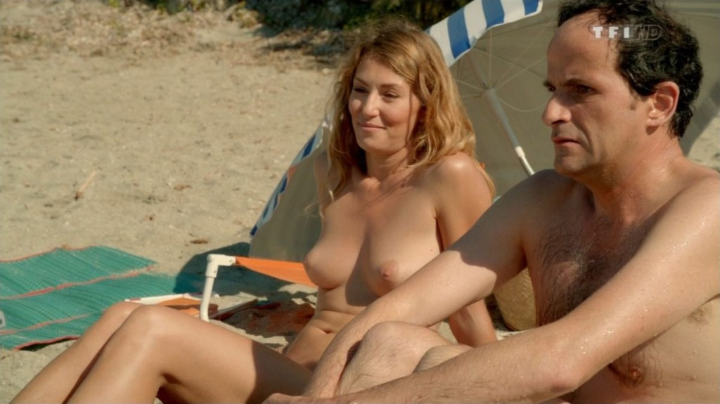 Maeva on stage for a gangbang between strangers - 3 part 6