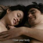 Astrid Bergès-Frisbey nue dans le film Le Roi Arthur
