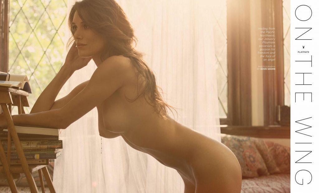 Des photos de Kayla Jean Garvin nue pour PlayBoy